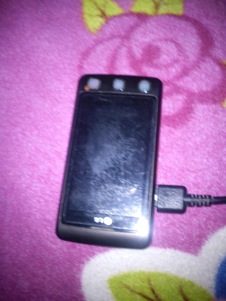 hp LG KP500 termurah