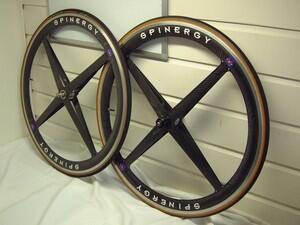 Spinergy Rev X 700c Depan Belakang @5 jt only