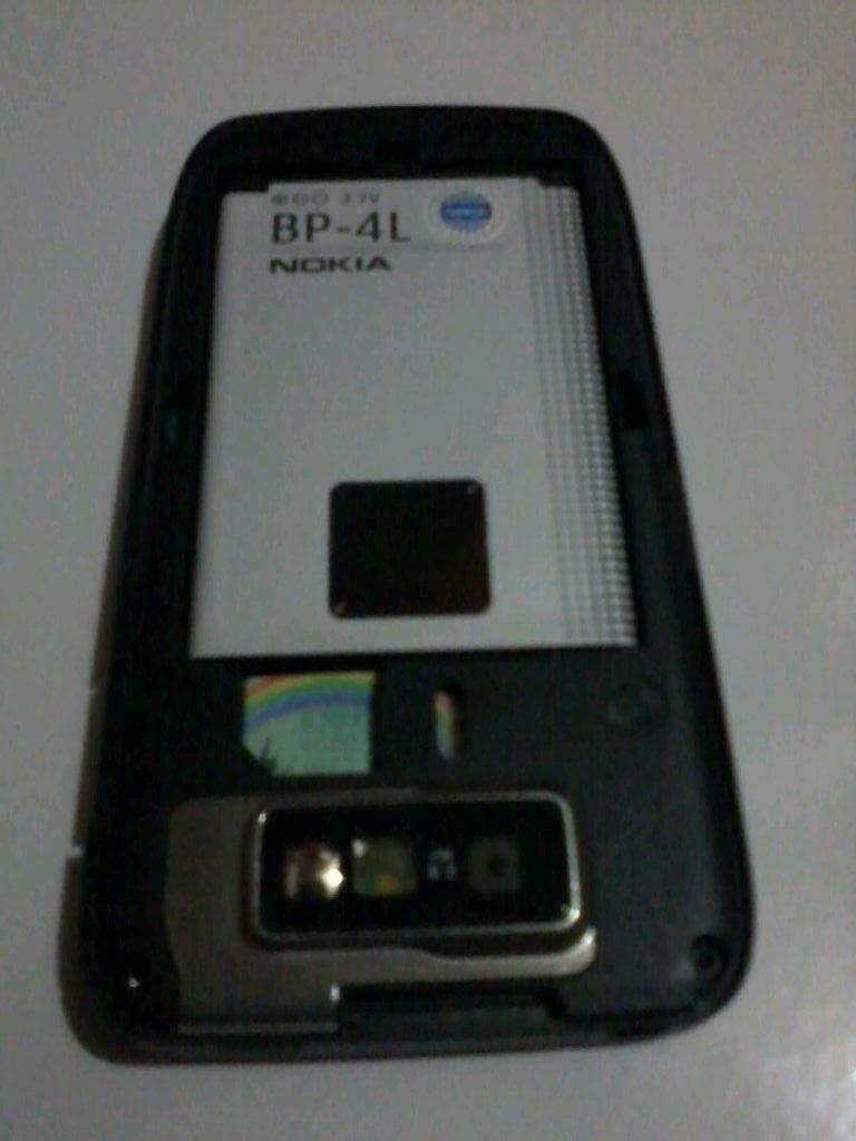 Nokia E63 Fullset Original tangan pertama !