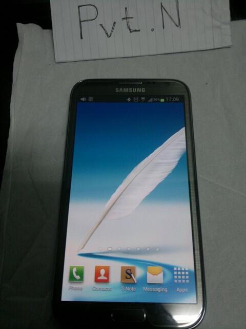 Samsung Galaxy NOTE 2 / II (Seperti Baru) Garansi panjang