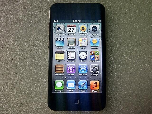 iPod Touch 64GB Generasi 4