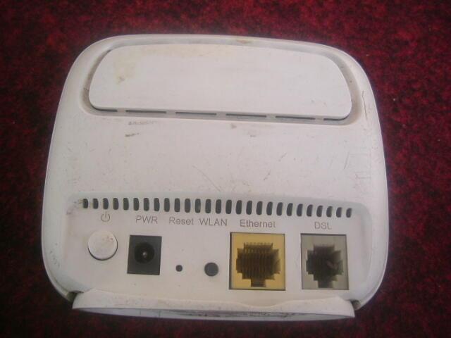 Wireless Wifi zte zxv10 w300s solo murah Hot Spot 2.4 g Bekas Normal