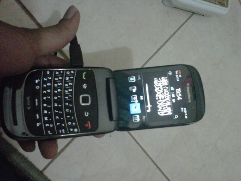 BlackBerry Style 9670 SOLO / REKBER