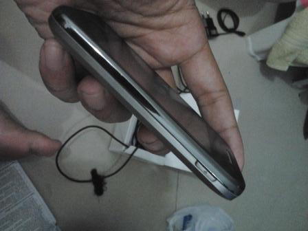 Samsung Galaxy Young silver surabaya murmer