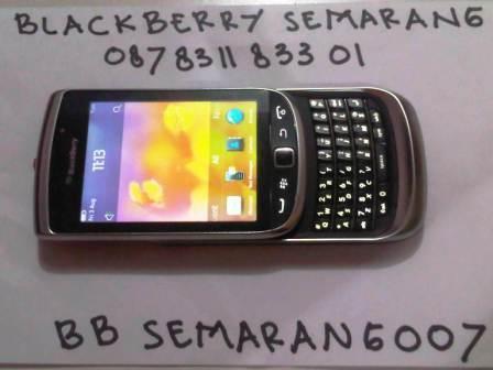 Blackberry Torch 2 a.k.a Jenning (9810) NEW PASTI MURAH COD Semarang