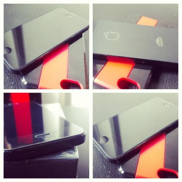 WTS iphone 5 / iphone5 16gb Black 2nd ( BANDUNG)