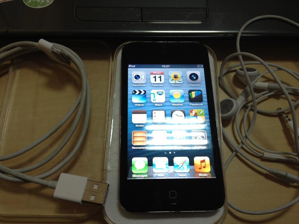 iPod Touch Gen 4 Black 32G