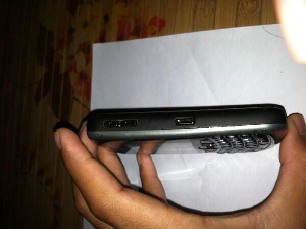 Blackberry Curve 8330 EX US Jogja