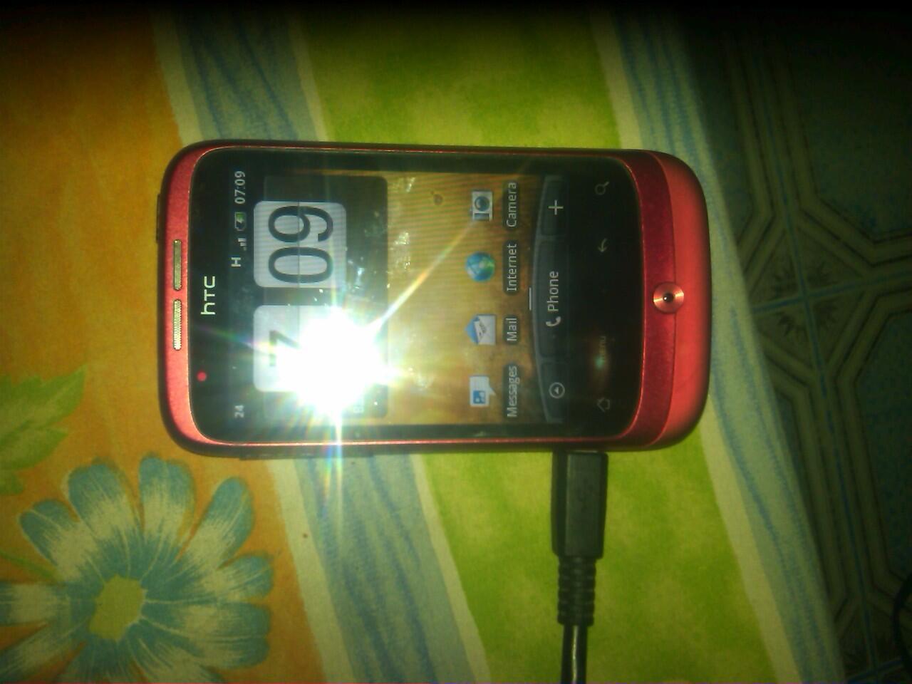 HTC WILDFIRE BUZZ ( MULUSSS )
