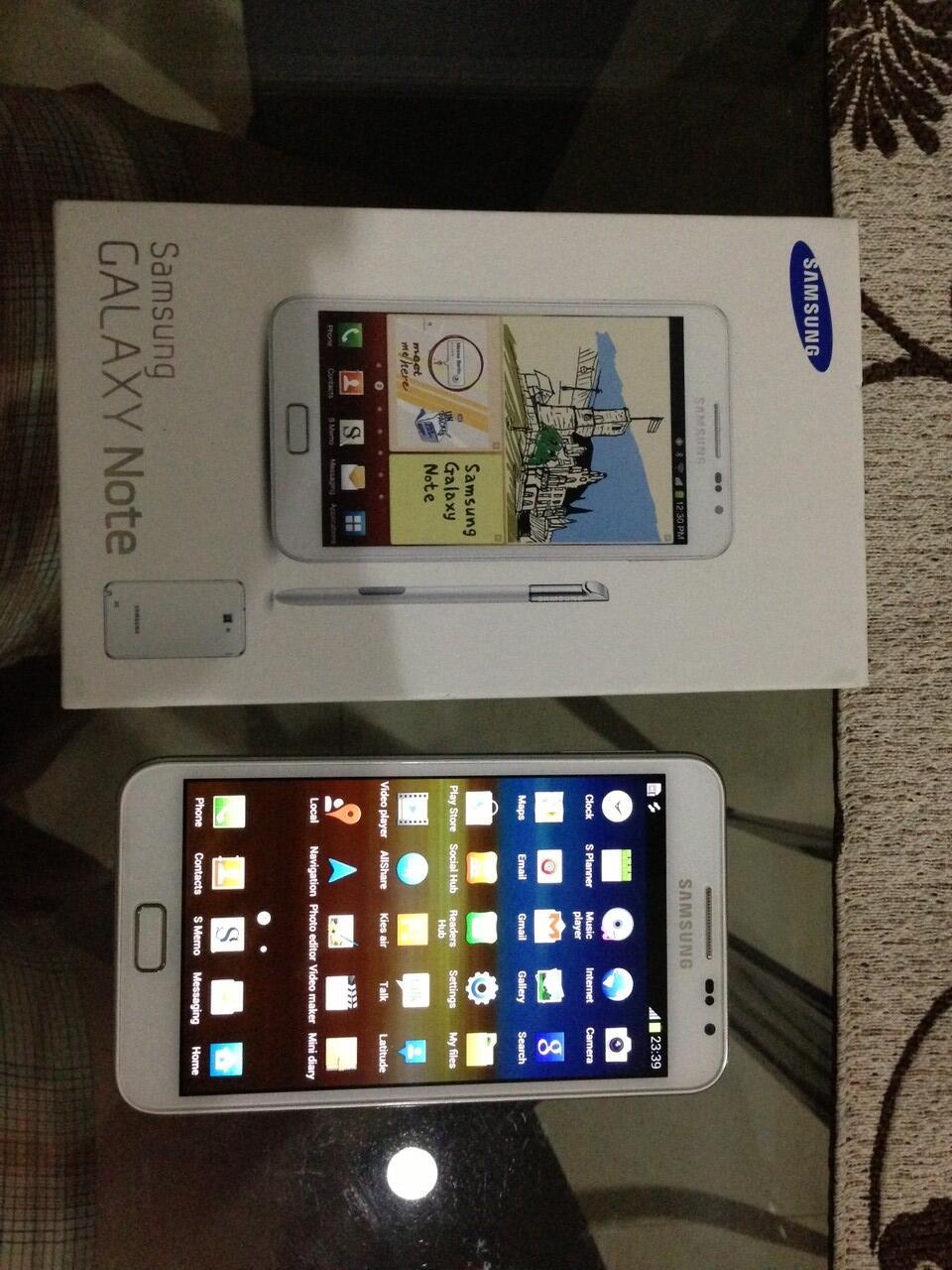 Jual Samsung Galaxy Note 1