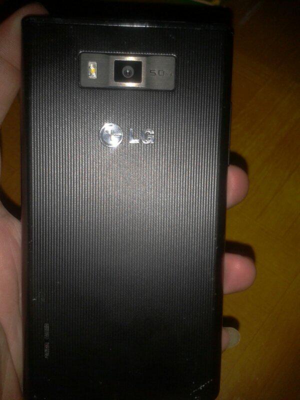 LG OPTIMUS L7 BLACK BANDUNG
