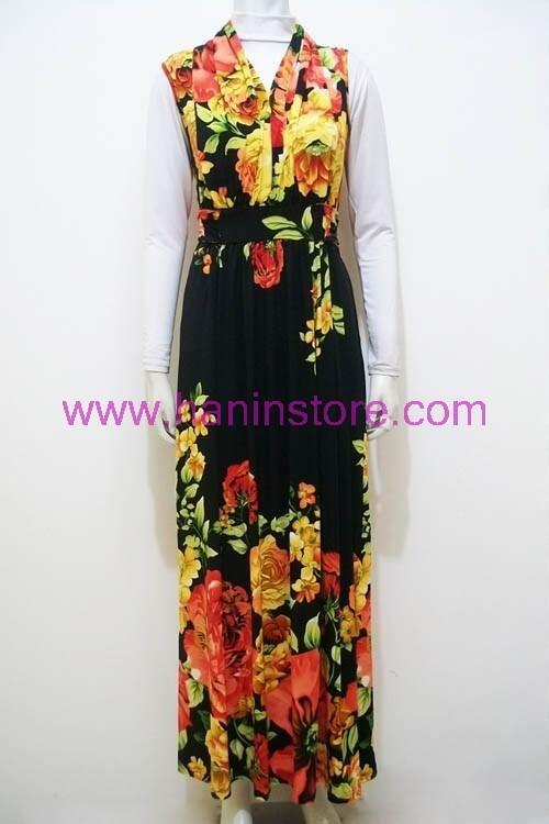 G1407 Gamis U Can See-Busana Muslim Terbaru HaninStore.com