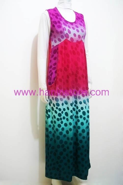 G1409 Gamis U Can See-Busana Muslim Terbaru HaninStore.com