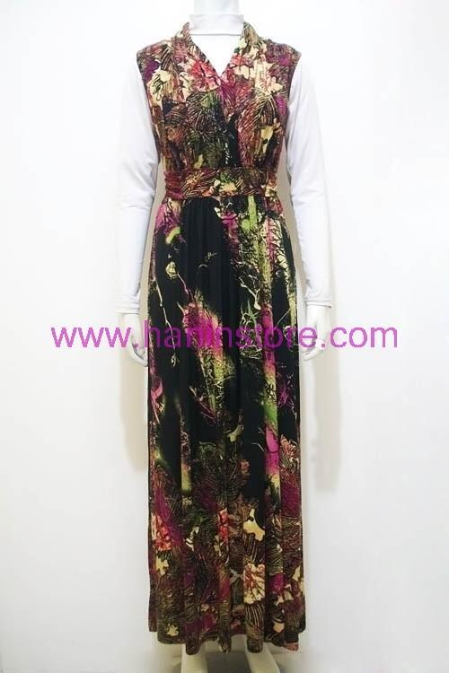 G1408 Gamis U Can See-Busana Muslim Terbaru HaninStore.com