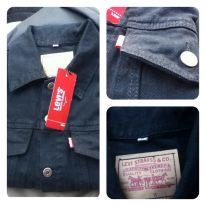 WTS Jaket Jeans Levis & Wrangler Bandung
