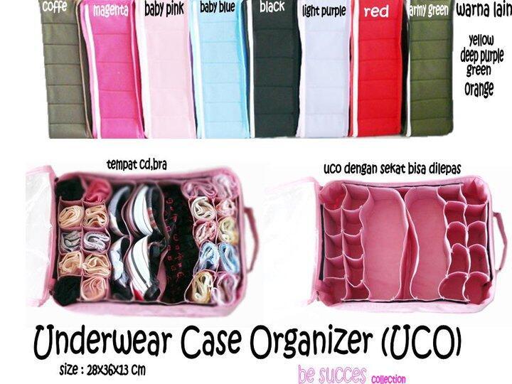 UNDERWEAR CASE ORGANIZER 2