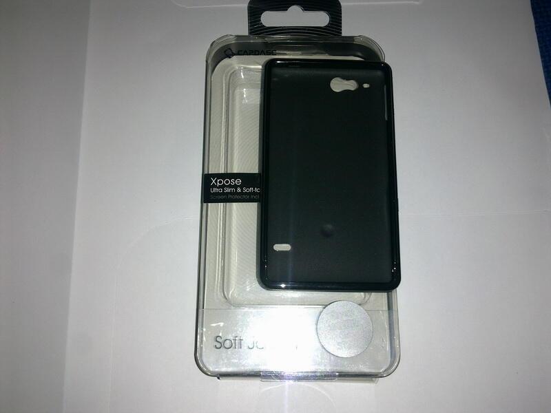 jual softjacket silicone softcase capdase sony xperia go st27i black bandung