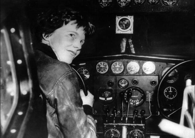 Misteri Hilangnya Amelia Earhart, Pilot Wanita Tangguh Amerika