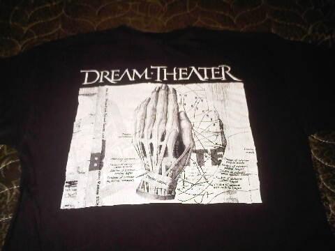 Jual Kaos Dream Theater