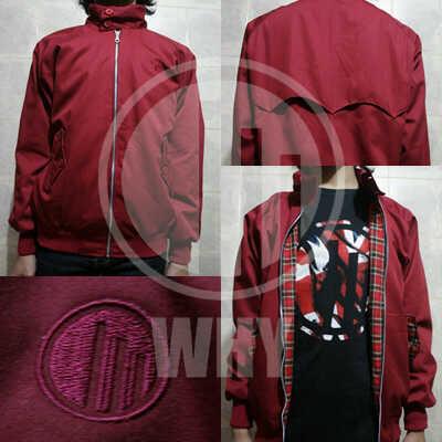 Ready Stock Harrington Jacket by [ WHYnecessity ]