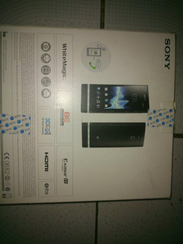 WTS SONY XPERIA P LT22i Bandung