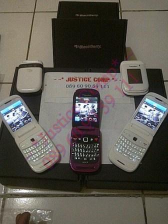 ★Blackberry BB Style 9670 CDMA (Free Inject) Termurah diSemarang kirim via JNE★
