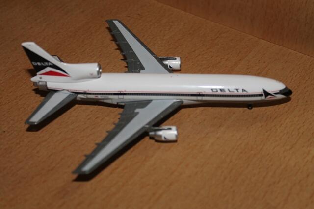 1:400 Gemini Jets Delta L-1011 N728DA