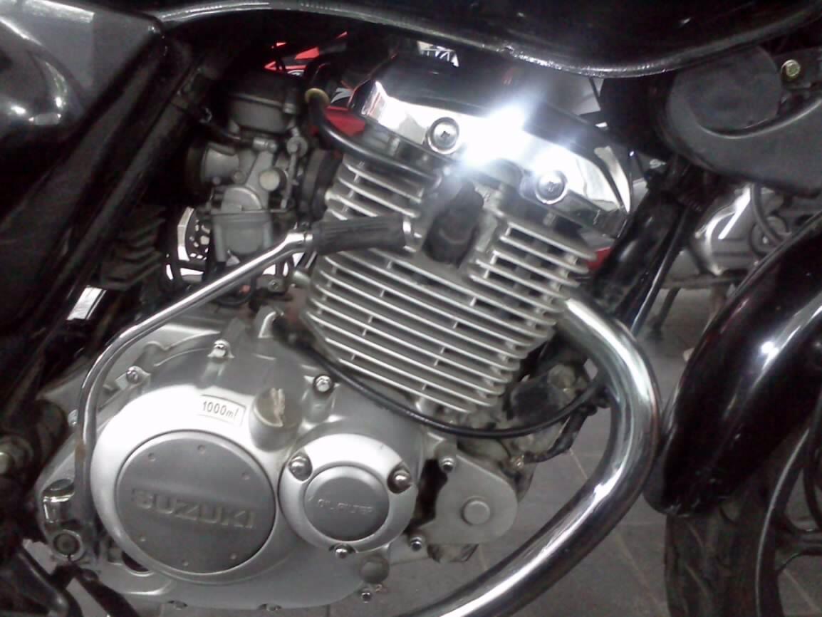 Suzuki THUNDER125 2006 fresh (banyak Gambar)