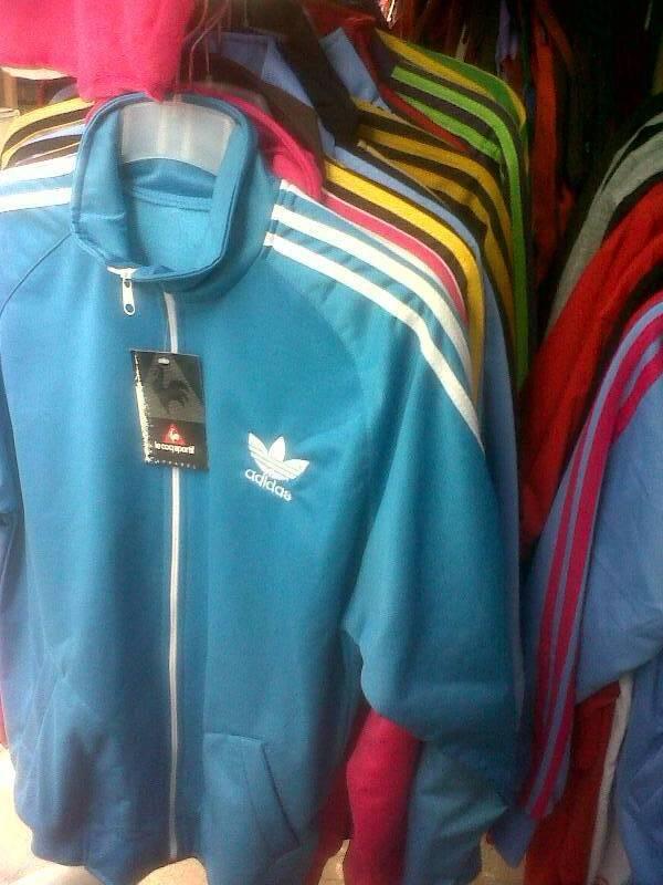 jual jaket adidas berbagai macam tipe semua ukuran, bandung
