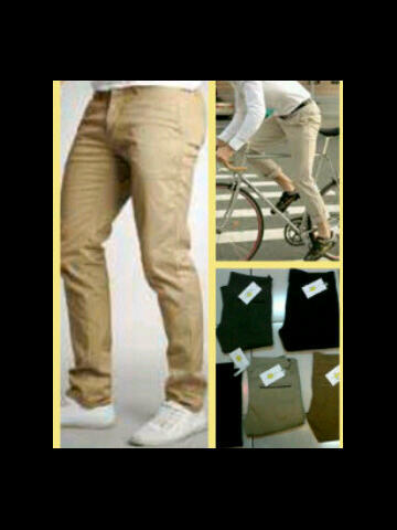 Celana Chino dan Jeans Denim Branded
