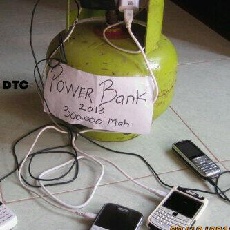powerbank keluaran terbaru 2013 gan [dijamin ngakakak]