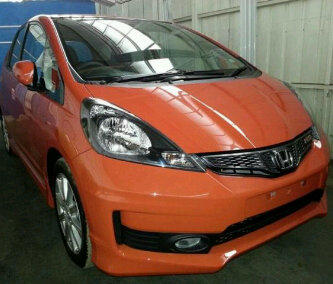 All New Honda Jazz MMC 2013