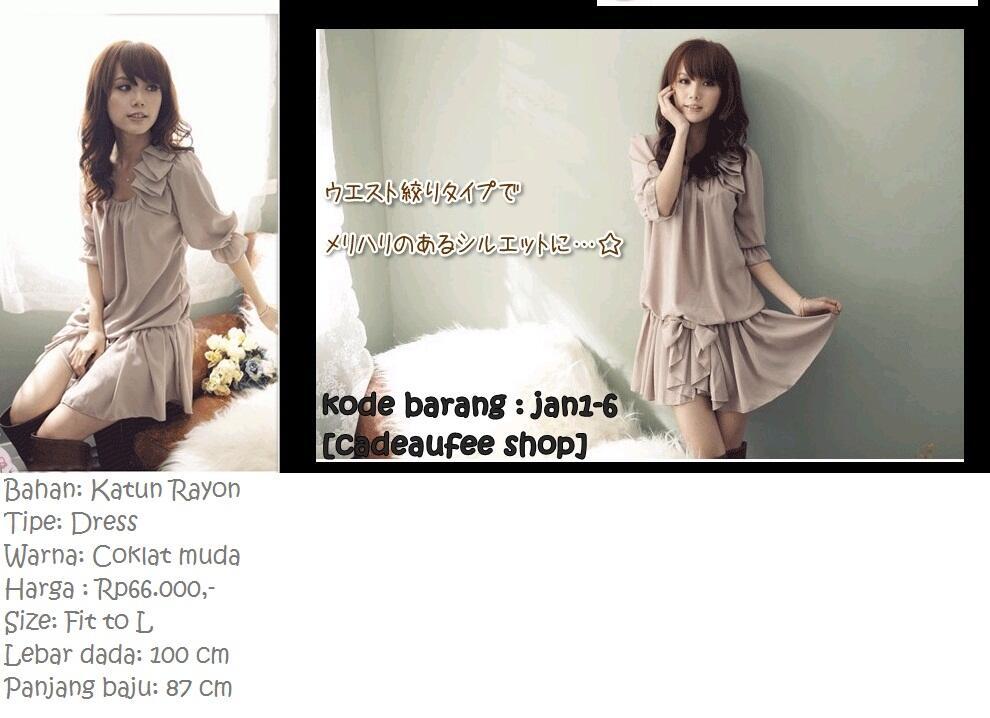 kemeja, dress wanita yang murah dan uptodate !! [cadeaufee shop]