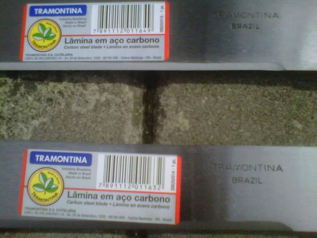 GOLOK TRAMONTINA BRAZIL ORIGINAL TERMURAH [WAJIB CEK GAN]