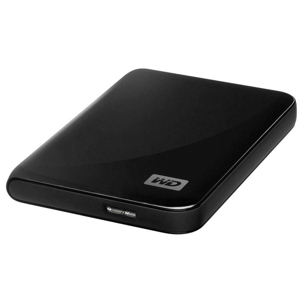HDD EXTERNAL WD PASSPORT 500GB ... JARANG PAKAI, TAWAR SESUKAMU GAN