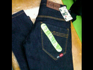 Jeans PSD, Superdry, Zara, Levi's, Wrangler, Kick Denim, Hermes, Pred Ferry, Dll....