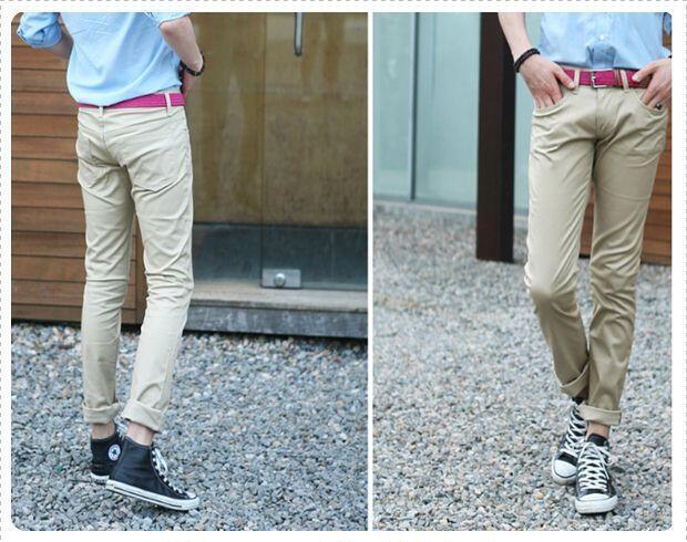 ★★★ Chino Pants | Customizable Size and Model | Bahan Topman Giordano & Denim ★★★