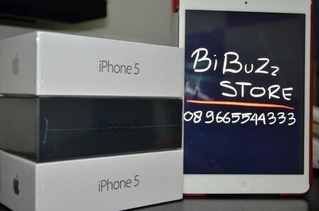 (BISA TT) BNIB iPhone 5 Garansi Resmi Indonesia Termurah Sekaskus