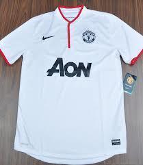 jersey Man United Away