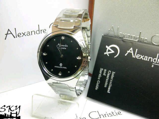 Jam Tangan Alexandre Christie Leopard