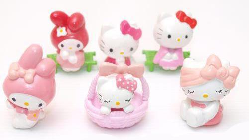 Miniatur Princess & Hello Kitty imut dan luce