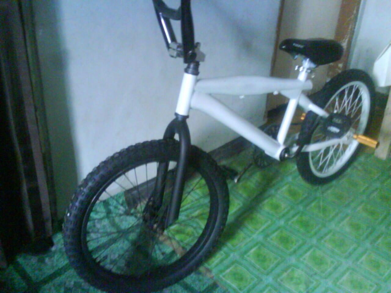 Sepeda Bmx Gaul - Sepeda BMX