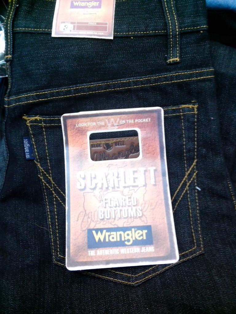 Celana Jeans & Jaket Jeans, Levis dan Wrangler KW murah! ♦TablesFootwear