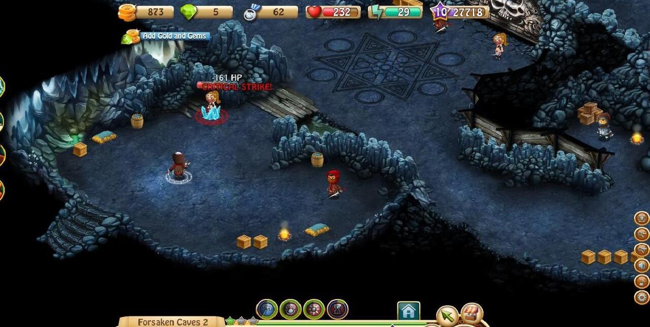 [ RPG ] Facebook    Legend : Rise of A Hero