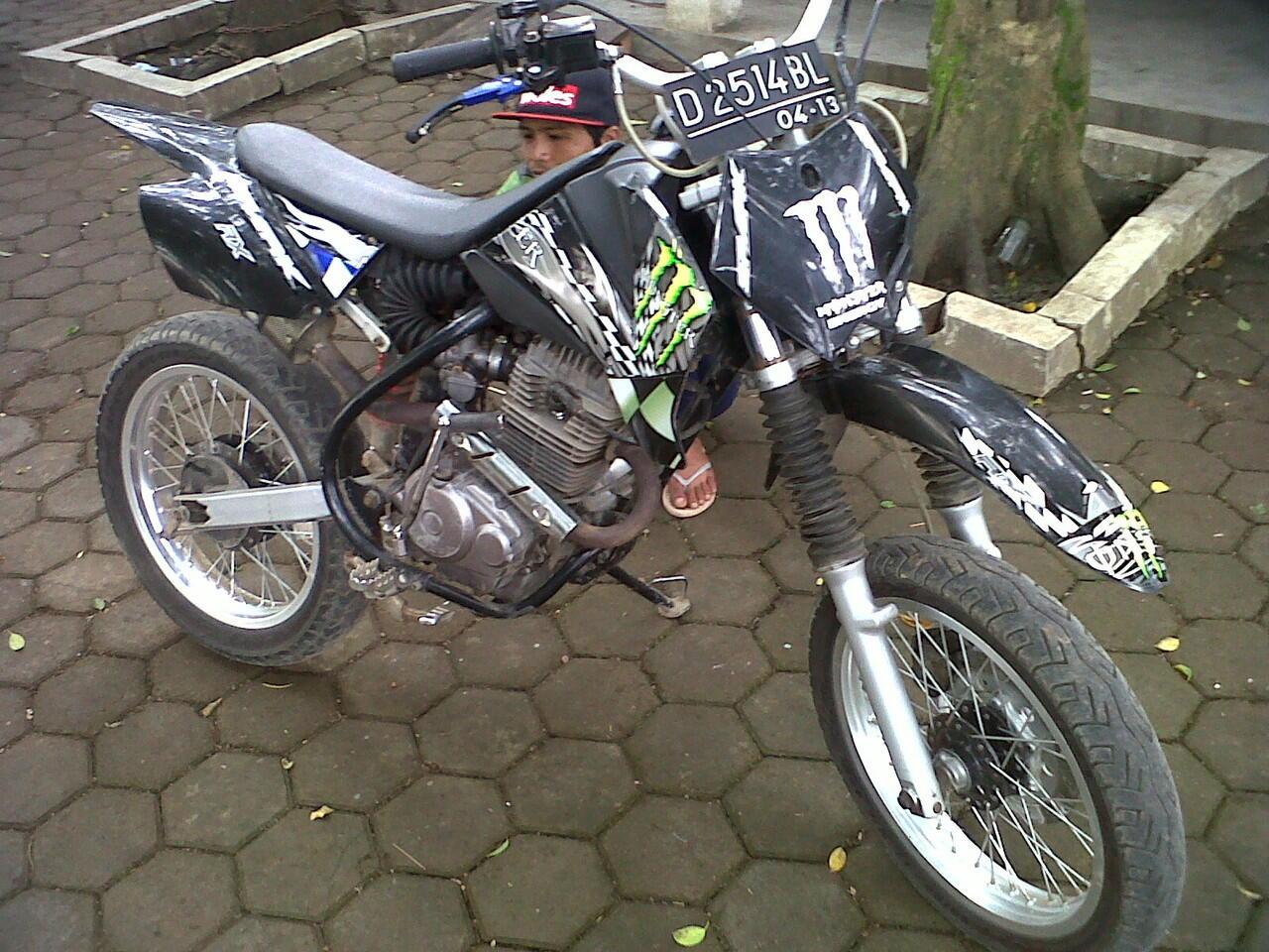 Terjual MOTOR TRAIL MODIF GL PRO NEOTECH96 Bandung KASKUS