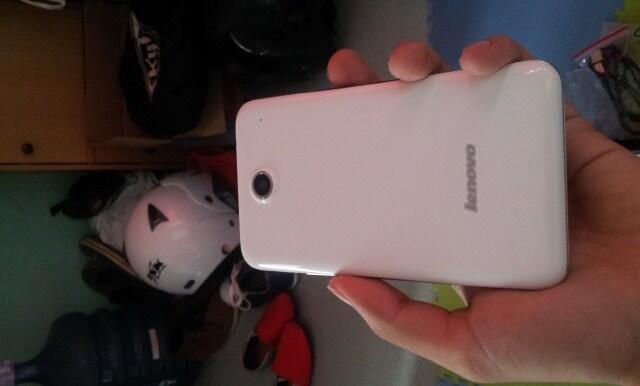 Lenovo S880 White second Garansi Komplit
