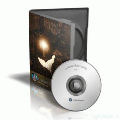 DVD belajar sulap murah