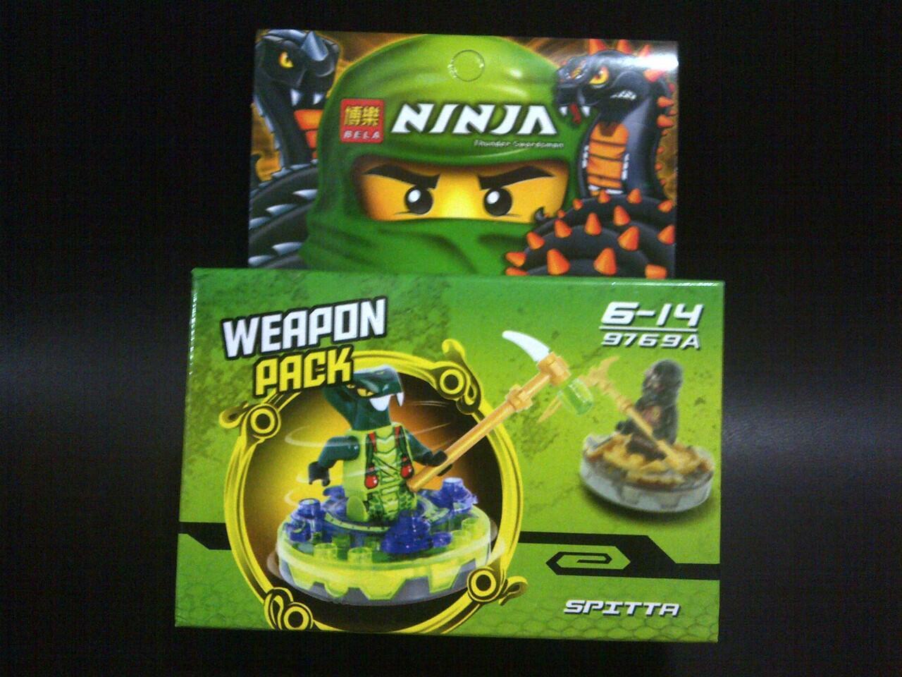 Jual Lego (Decool) Ninja mini figures murahnya gila-gilaan