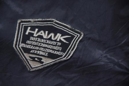2nd(second) Jacket sketer TONY HAWK
