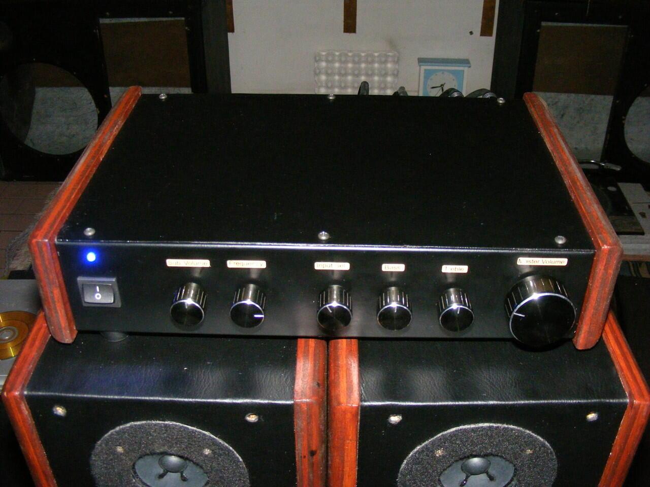Jual: Sound System 2.1 merk Aurel Bryan, untuk Komputer dan Home Audio